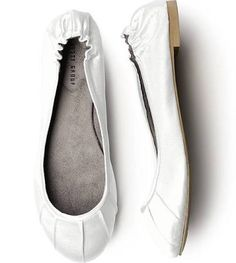 comfortable white flats for wedding - Google Search