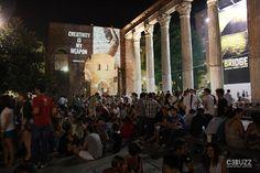 Proiezioni per Diesel - Giugno, Luglio, Agosto 2013 Milano/Roma  Projections for Diesel - June, July, August 2013  Milan/Rome