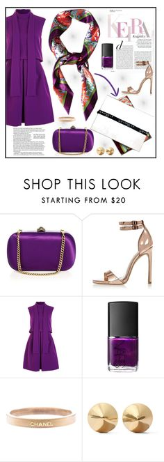 """""""LISAN LY"""" by gaby-mil ❤ liked on Polyvore featuring moda, Gucci, River Island, Sportmax, NARS Cosmetics, Chanel y Eddie Borgo"""