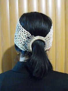 1000 images about diademas tejidas on pinterest crochet - Diademas a crochet ...