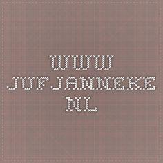 www.jufjanneke.nl teken de andere helft van de rakketen