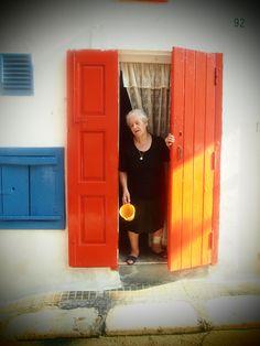 An Italian Nonna...   via Jane Love/pinterest
