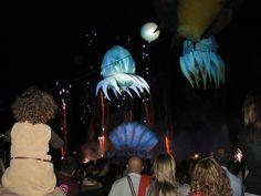Plasticiens volants Mayo, Concert, Concerts