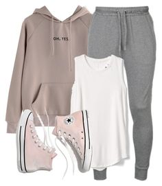 """Issac Inspired Lazy Day Outfit"" by clawsandclothes ❤ liked on Polyvore featuring Calvin Klein, Gap and Madewell"