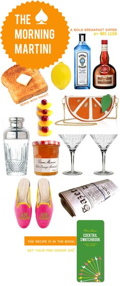 Can't say no to breakfast martinis!!  Mrs. Lilien - Styling House - Mrs. Lilien Styling House Blog