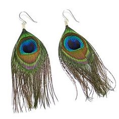I love peacock feathers and peacock isnpired jewelry.