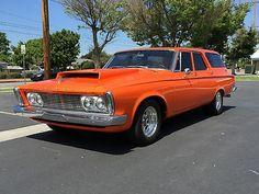 "63"" Savoy Wagon"