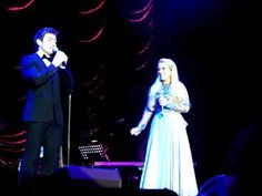 "Chloe Agnew and Emmet Cahill ""Someone to Watch Over Me"" on the Celtic Th..."