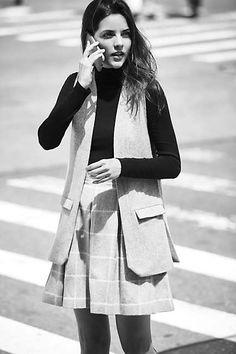Easton Wool Vest