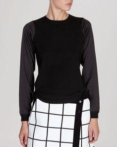 Karen Millen Pullover - Fine Gauge Knit Collection