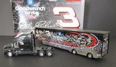 Dale Earnhardt #3 GM Goodwrench Service Plus Hauler 1:64 Scale Diecast Limited #Action #Hauler