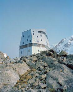 New Monte Rosa Hut | Zermatt, Switzerland | Bearth & Deplazes Architekten