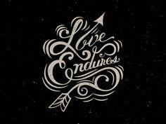 Love Endures by Nicholas D'Amico