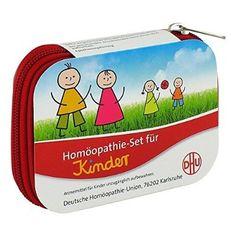 Homöopathie Set für Kinder Globuli 1 stk