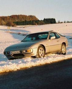 Porsche 924 S, Germany - Rhön 02 #porsche