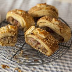 Here's Jane's sausage roll recipe from the Great British Bake Off final!