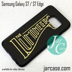 The Lumineers Logo Phone Case for Samsung Galaxy S7 & S7 Edge