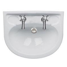 Legend 590 Basin 2 tap hole