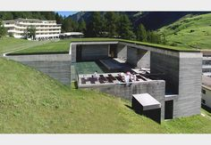 Thermal Baths, Vals by Peter Zumthor