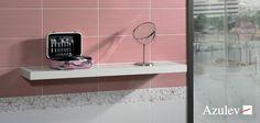 Los tonos melocotón y rosa pastel aportan un toque alegre y luminoso a cualquier estancia. ¡Llena tu hogar de luz! #hogar