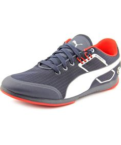 PUMA PUMA BMW MS EVERFIT MEN ROUND TOE CANVAS SNEAKERS .  puma  shoes   sneakers f35d509b4