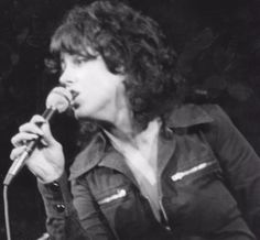 Singer and songwriter Grace Slick of Jefferson Airplane and Jefferson Starship, at William and Mary Hall, Williamsburg, Virginia, in September 1976. Took this picture myself and processed the print. Saw a lot of great bands at this venue. Bruce Springsteen, the Beach Boys, the Grateful Dead, Neil Young, Linda Ronstadt, and others.