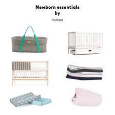 Stylish and affordable nursery setup from moKee. Click to discover more!