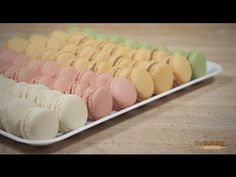 Pistachio French Macarons with Ganache by Cupcake Savvy's Kitchen - YouTube