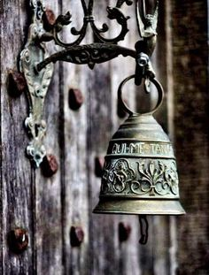 Photographs and words: Bell #photoandword #bell #johnmarkgreen #photooftheday #quoteoftheday