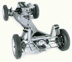 Lotus 7, Lotus Elan, Lotus Auto, Diy Electric Car, Bike Craft, Bmw Isetta, Volkswagen, Ford, Car Tuning