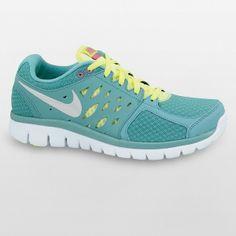 Nike Flex 2013 Run High-Performance Running Shoes - Women ($60) found on Polyvore