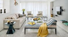 The all-white interior! Design firm ShroffLeon refurbishes a South Mumbai sea-facing apartment with diligent interventions that result in more spacious rooms, luxurious bathrooms, minimised circulation space besides making the apartment airier, filled with light, and most importantly, white! Read here