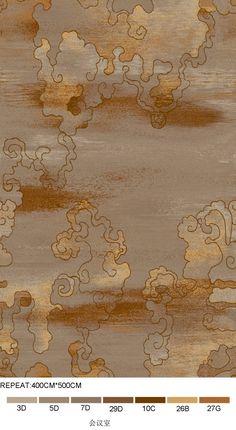 地毯之水墨篇——新中式 - 地毯 - M...@DAID采集到地毯(94图)_花瓣平面设计