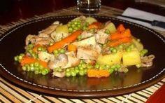 Sauté de veau aux petits légumes @Fait à la maison sur mon-assiette.com