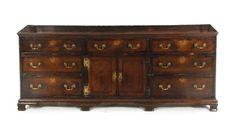 Allpress Antiques Furniture Melbourne Victoria Australia: Furniture - English - Dressers