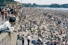 C055. Strandbad Wannsee Berlin 1964