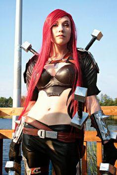 Katarina Cosplay | League of Legends Cosplay