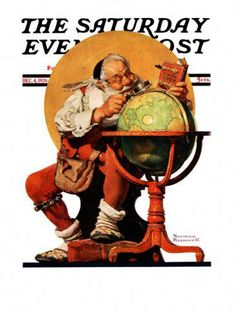 Giclee Print: Seasonal Wall Art by Norman Rockwell by Norman Rockwell : Framed Artwork, Wall Art, Norman Rockwell, Fine Art Photo, Canvas Prints, Art Prints, American Artists, My Images, Art Museum