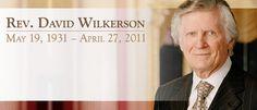 Rev. David Wilkerson