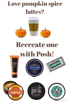 Pumpkin Latte Perfectly Posh StyleWhat is Perfectly Posh? Www.poshbyashleymarie.com to find out more