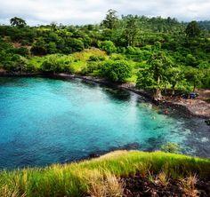 Lagoa Azul, Sao Tome Principe