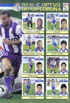 Deportivo la Coruna 2000 Squad