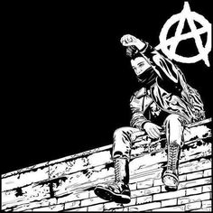 Find images and videos about punk, anarchy and punk boy on We Heart It - the app to get lost in what you love. Punk Art, Arte Punk, Punk Rock, Children Of The Revolution, Rock Revolution, Punks Not Dead, Riot Grrrl, Political Art, Cyberpunk