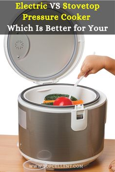 Your loving grandparents may swear by those traditional pressure cookers because of their incredible longevity. But now, in 2021, it's not so easy to ignore more than 35 thousand customer reviews on an Electric Pressure Cooker by Instant Pot on Amazon that makes me think which is better electric or stovetop pressure cooker? #pressurecooker #stopvetop Canning Pressure Cooker, Best Pressure Cooker Recipes, Power Pressure Cooker, Electric Pressure Cooker, Pressure Cooking, Headache Diet, Migraine Diet, Thermal Cooker, How To Eat Better