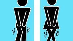 Καθίστε άφοβα στις δημόσιες τουαλέτες λένε οι επιστήμονες!