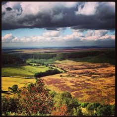 Hole of Horcum North Yorkshire