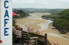 Fern Pit Café Newquay, Cornwall