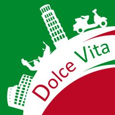 Italian sign flag of italy italian colors by mareestreasures dolce vita free template for powerpoint and impress toneelgroepblik Image collections