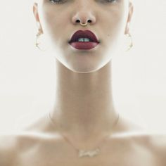 Top 10 Facts About The New Trend – Septum Piercing