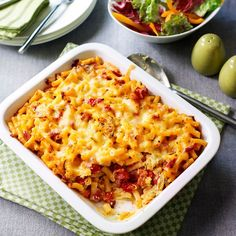 Looking for healthy vegetarian recipes? This cheesy bake hits the spot! Make macaroni cheese Slimming World-style and this comfort food can stay on the menu. Veggie Recipes Healthy, Gourmet Recipes, Diet Recipes, Recipes Dinner, Easy Recipes, Lacto Vegetarian Diet, Ovo Vegetarian, Macaroni Cheese, Macaroni Recipes